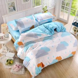 Super cute raincloud duvet (onepiece-au, ebay.co.uk)