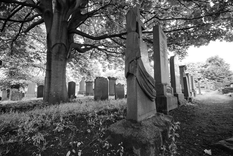 Ethereal graveyard