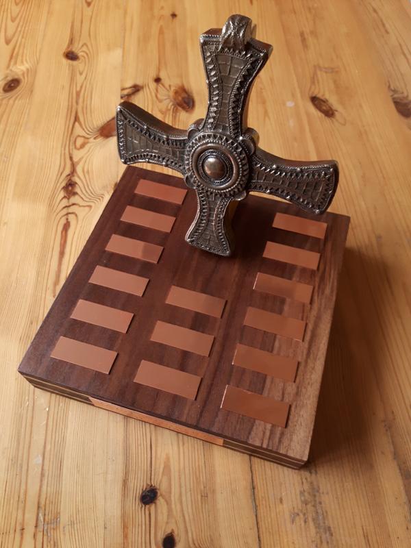 Saint Cuthbert's Way Ultra Trophy