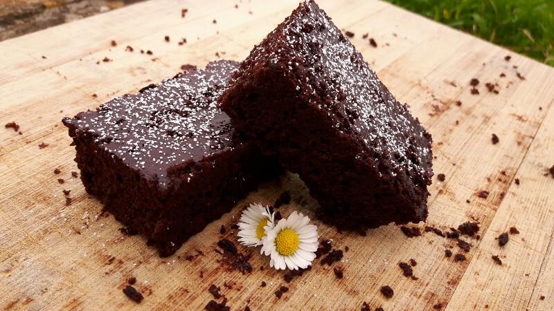The Vegan Society Brownies